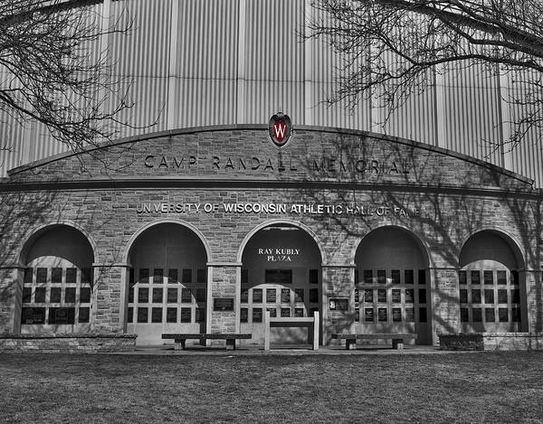 Camp Randall - Madison Art Print