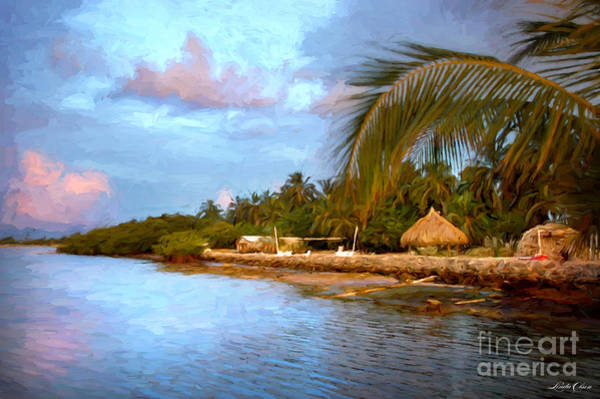 Bahamas Digital Art - Campground by Linda Olsen