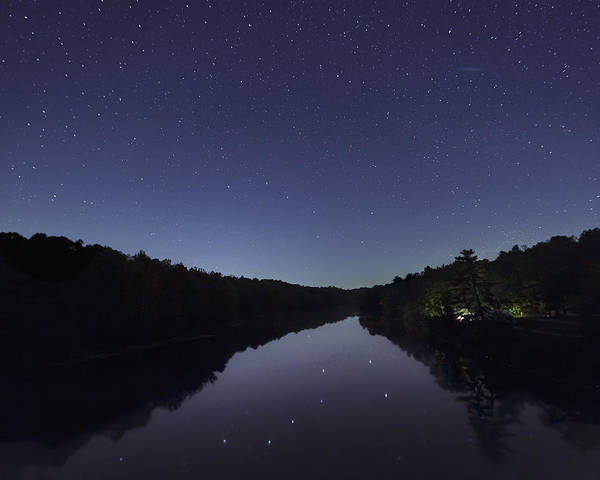 Photograph - Camping Under The Stars by Jack R Perry