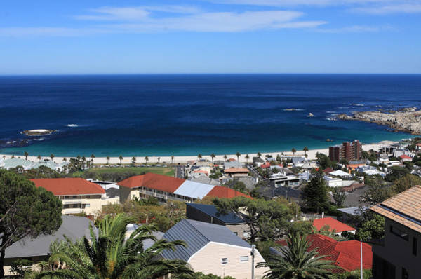 Photograph - Camps Bay, Cape Town, South Africa by Aidan Moran