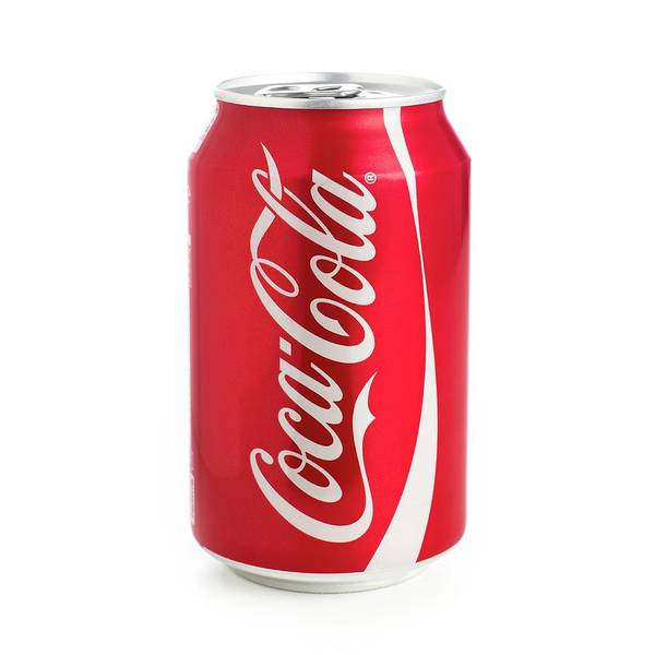 Can Of Coca Cola Art Print by Science Photo Library