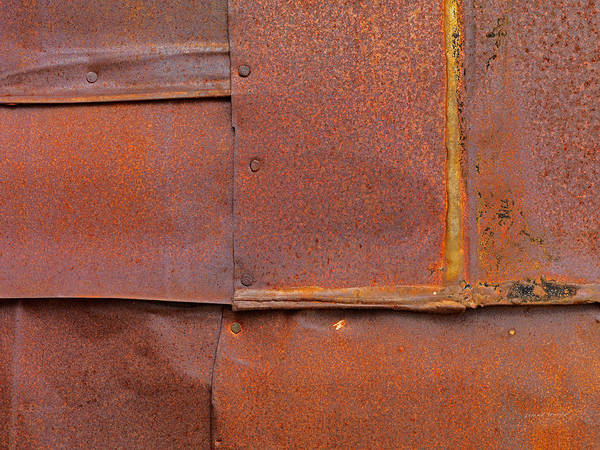 Photograph - Can Wall 5 by Leland D Howard
