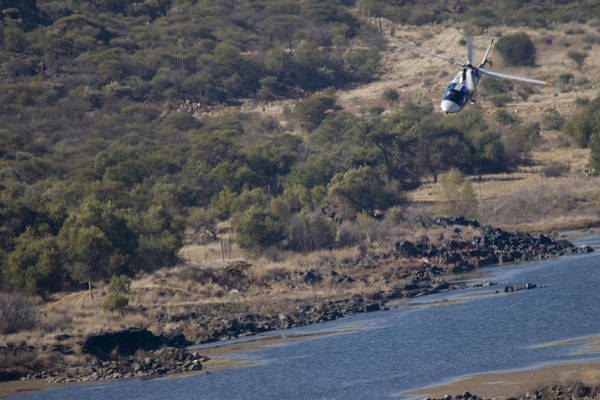 Agustawestland Photograph - Can You See Me by Paul Job