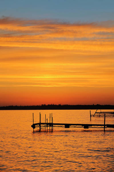 Clearwater Photograph - Canada, Manitoba, Clearwater Lake by Jaynes Gallery