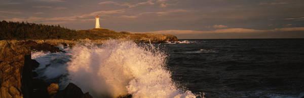 Peggys Cove Photograph - Canada, Nova Scotia, Cape Breton by Panoramic Images