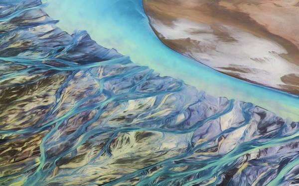 Wall Art - Photograph - Canada, Yukon, Kluane National Park by Jaynes Gallery