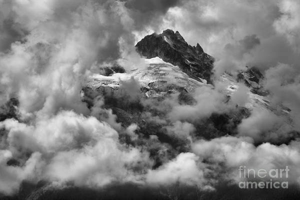 Photograph - Canadian Coastal Mountains - Tantalus Mountains by Adam Jewell