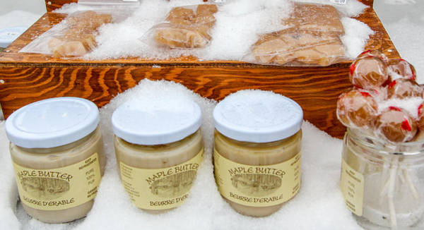 Photograph - Canadian Maple Butter by Nick Mares