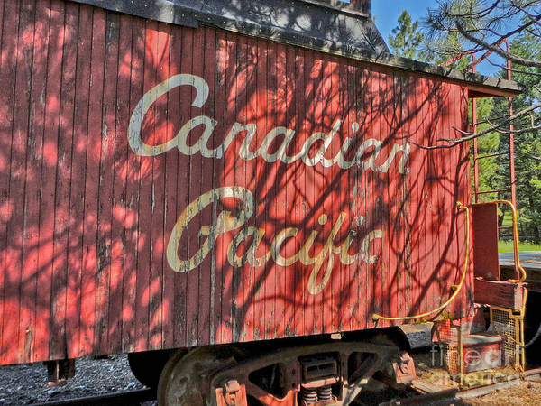 Photograph - Canadian Pacific by Gregory Dyer