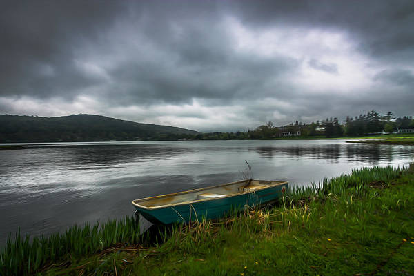 Wall Art - Photograph - Row Boat by Michael Carter