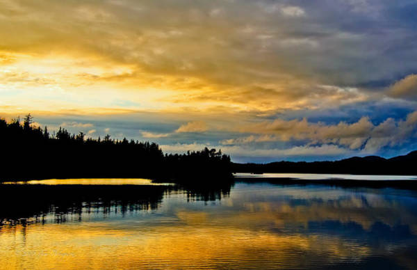 Photograph - Canadian Sunset by Jim Thompson