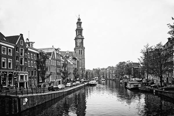 Photograph - Canal Church by Ryan Wyckoff
