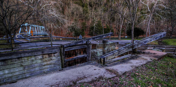 Photograph - Canal Lock 36 by David Dufresne
