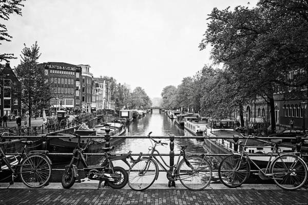 Photograph - Canals by Ryan Wyckoff