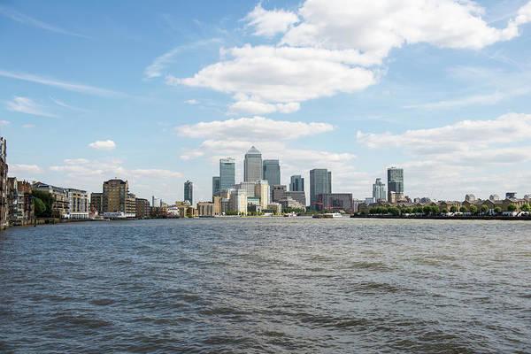 Canary Wharf Photograph - Canary Wharf, London, U.k by John Harper