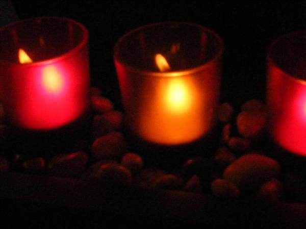 Candle Magick Art Print