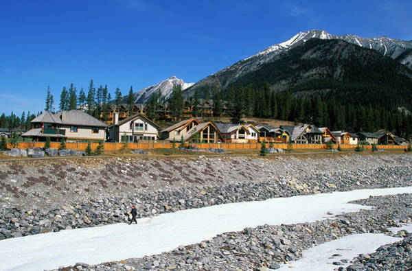 Canmore Wall Art - Photograph - Canmore by Todd Korol