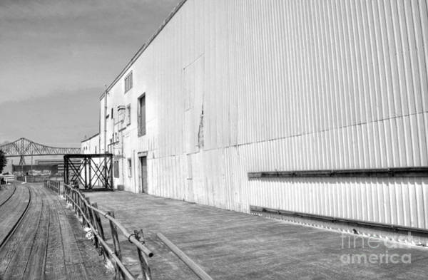 Astoria Bridge Photograph - Cannery Row by David Bearden