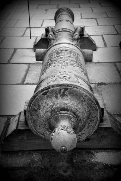 Photograph - Cannon At Castillo by Beverly Stapleton