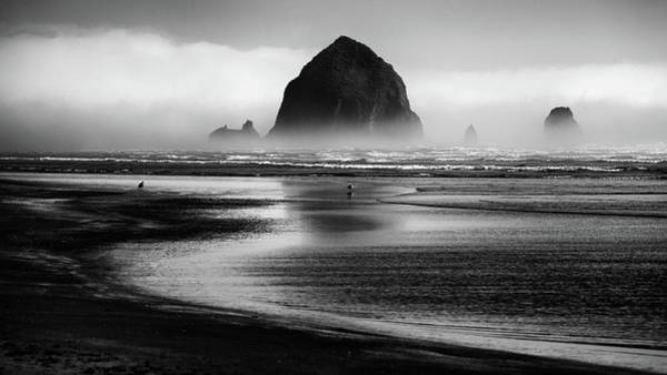 Oregon Coast Photograph - Cannon Beach by Martin Rak