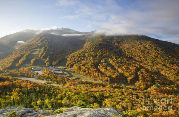 Photograph - Cannon Mountain - Franconia Notch State Park New Hampshire by Erin Paul Donovan