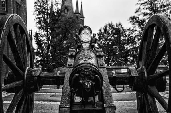 Photograph - Cannon by Ryan Wyckoff