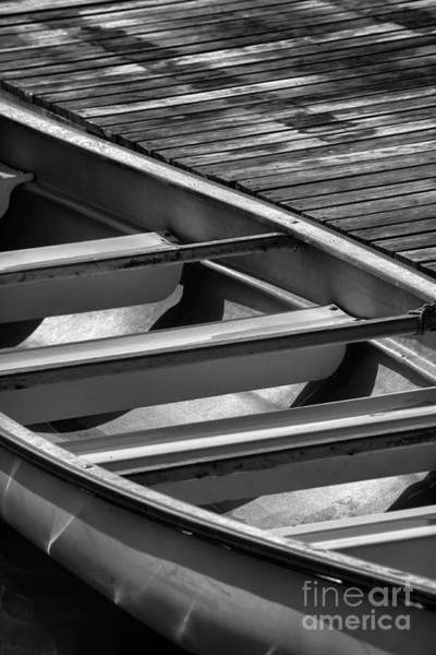 Photograph - Canoe 2 by Jeff Breiman