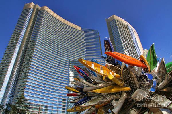 Photograph - Canoe Cluster Big Edge By Diana Sainz by Diana Raquel Sainz