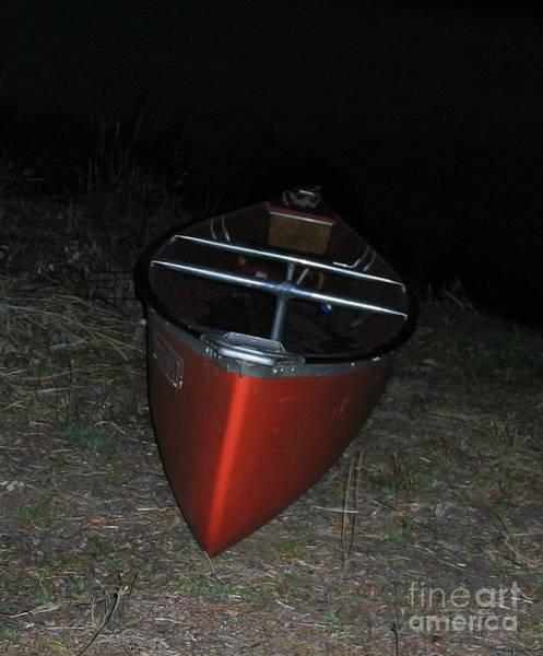 Photograph - Canoe Help Me by Vivian Martin