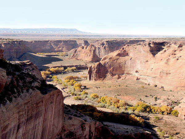 United States Territory Photograph - Canyon De Chelly by Gordon Beck