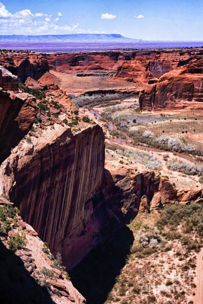 Photograph - Canyon De Chelly by Thomas R Fletcher
