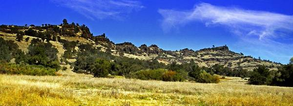 Photograph - Canyon Panorama by Frank Wilson