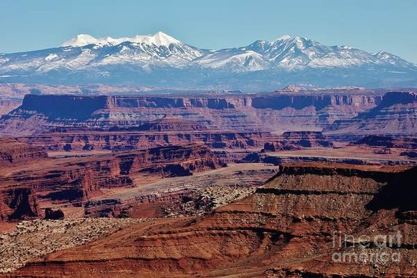 Photograph - Canyonlands by Bernard MICHEL
