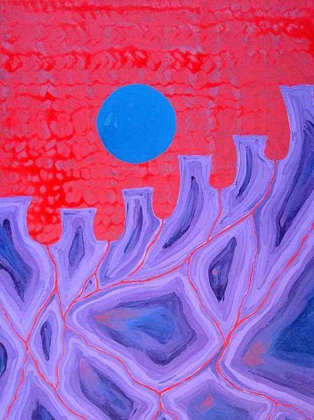 Painting - Canyonlands Original Painting by Sol Luckman