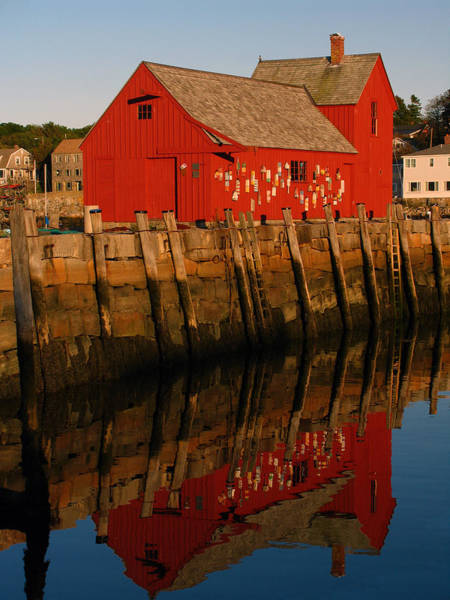Photograph - Cape Ann Fishing Shack by Juergen Roth
