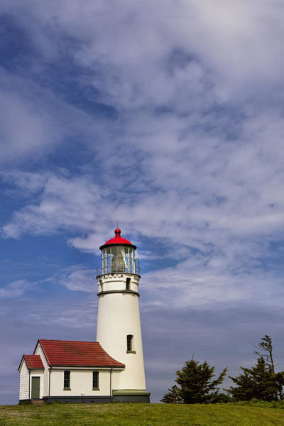 Wall Art - Photograph - Cape Blanco Lighthouse by Andrew Soundarajan