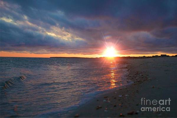Photograph - Cape Cod At Smugglers Beach by Amazing Jules