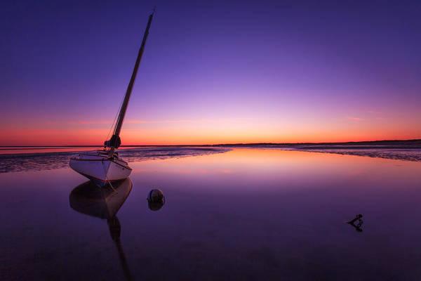 Villandry Photograph - Cape Cod Bay by Christopher Villandry