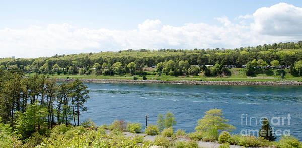 Photograph - Cape Cod Canal by Andrea Anderegg