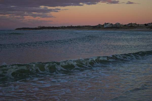 Photograph - Cape Cod Wave by Amazing Jules