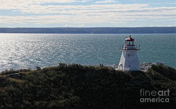 Shirleys Bay Photograph - Cape Enrage by Shirley Mangini