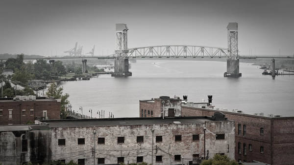 Photograph - Cape Fear River - Photography By Jo Ann Tomaselli by Jo Ann Tomaselli