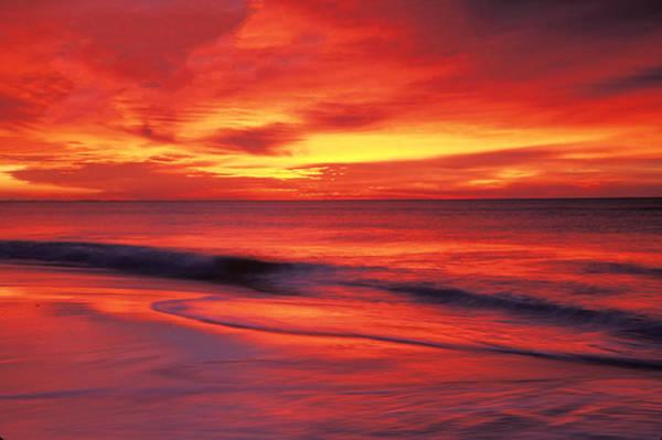 Photograph - Cape Hatteras Sunrise by Jim Dollar