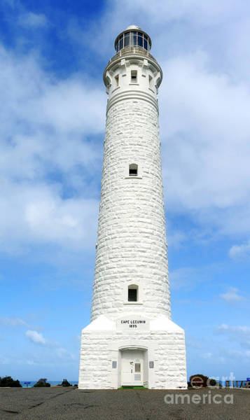 Photograph - Cape Leeuwin Lighthouse by Yew Kwang
