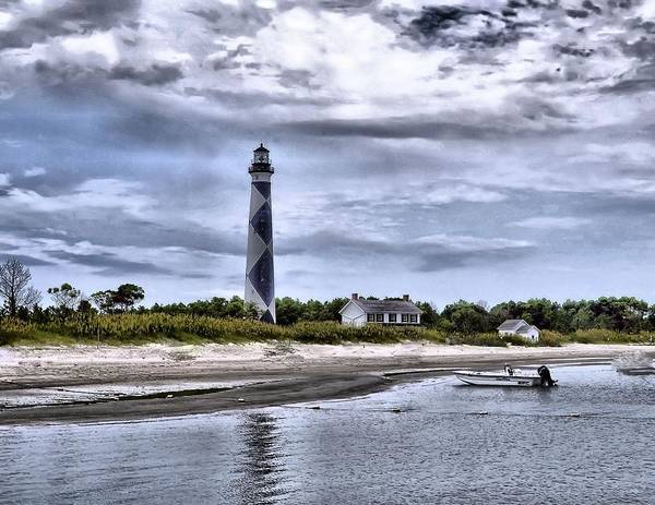 Photograph - Cape Lookout by Bill Hosford