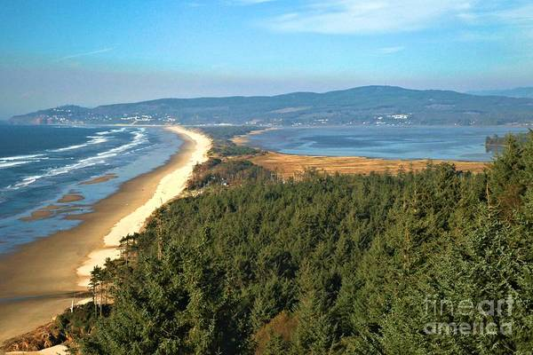 Photograph - Cape Lookout Coastal View by Adam Jewell