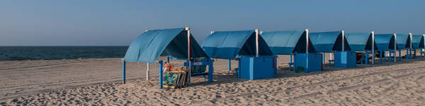 Photograph - Cape May Cabanas by Jim DeLillo