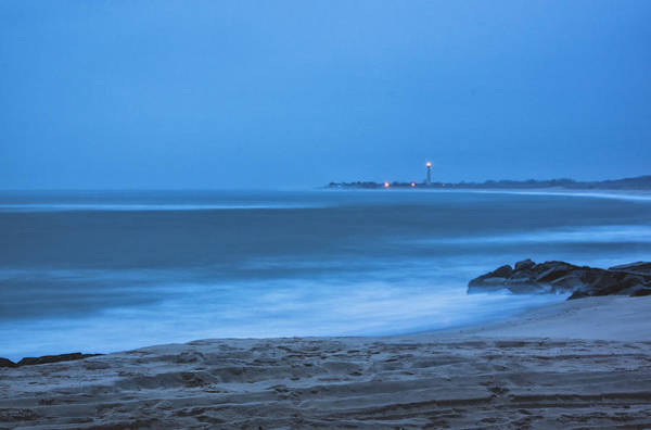 Photograph - Cape May Cove At Dawn by Tom Singleton