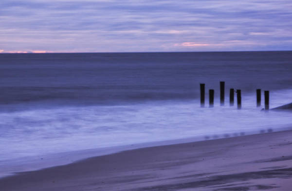 Photograph - Cape May Dawn by Tom Singleton