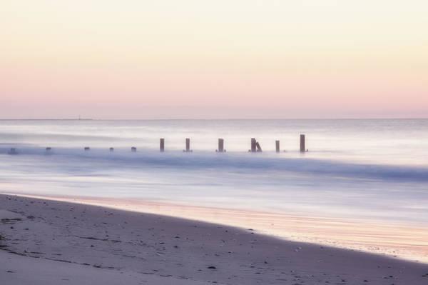 Cape May Ocean Dawn Art Print